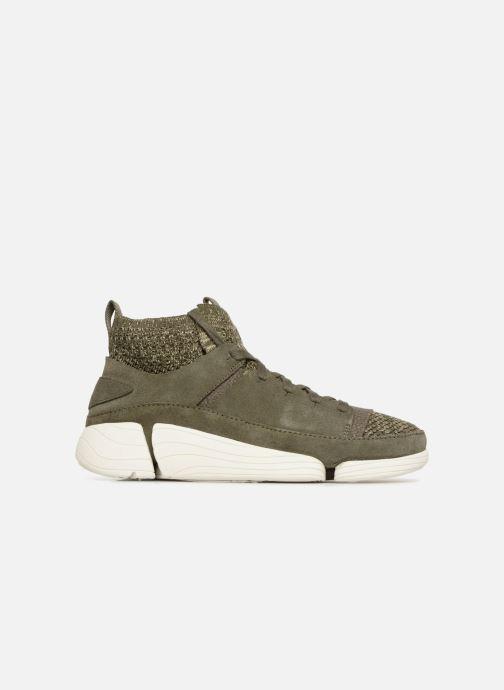 Sneakers Clarks Originals Trigenic Evo. Verde immagine posteriore