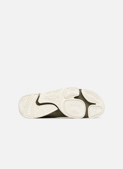Sneakers Clarks Originals Trigenic Evo. Verde immagine dall'alto