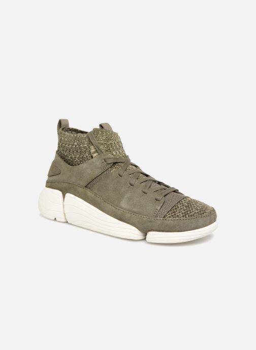 Sneakers Clarks Originals Trigenic Evo. Verde vedi dettaglio/paio