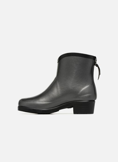 Bottines et boots Aigle Miss Juliette Bottilon Fur Gris vue face