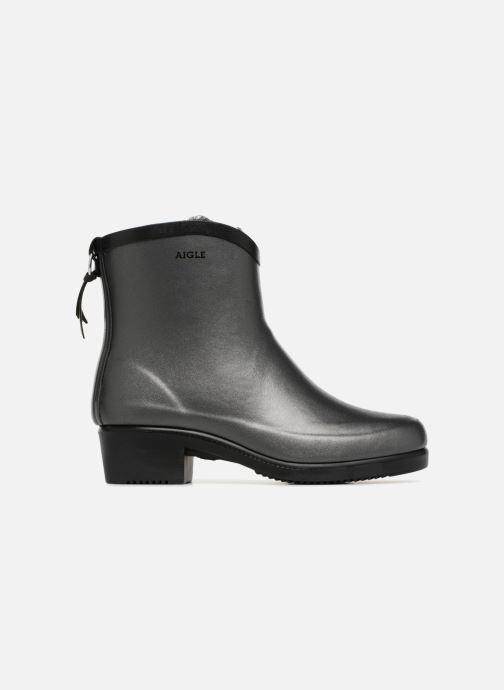 Bottines et boots Aigle Miss Juliette Bottilon Fur Gris vue derrière