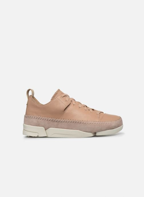 Sneakers Clarks Originals Trigenic Flex. Rosa immagine posteriore