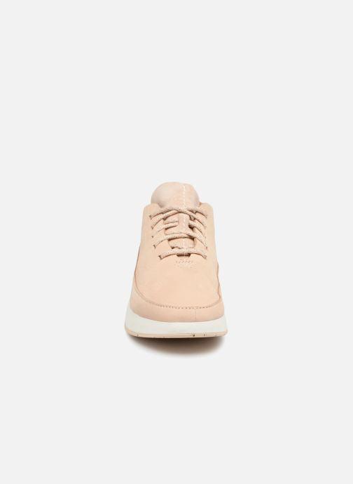 Sneaker Clarks Originals Kiowa Sport. beige schuhe getragen