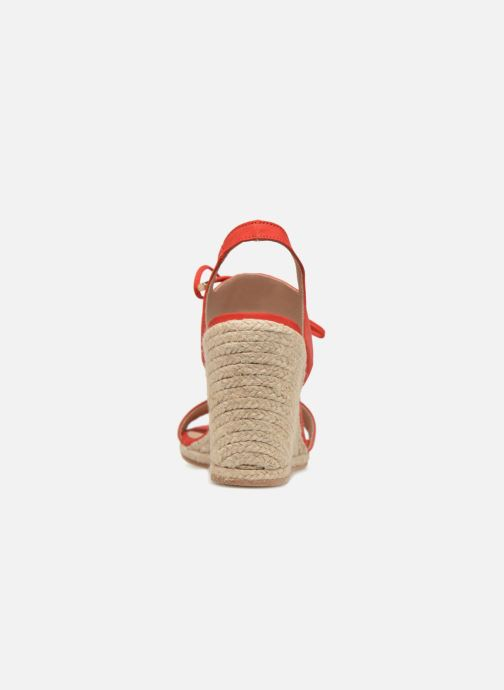 L rouge Andalou Estivale Espadrilles Bobbies Nubuck E9WeHYD2I
