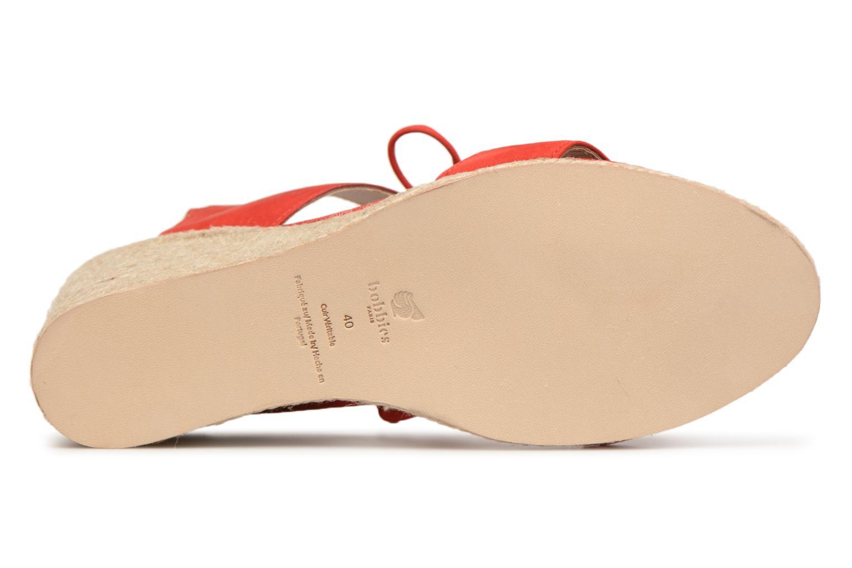 les - bobbies l estivale (rouge) - les espadrilles chez (337811) 03c987