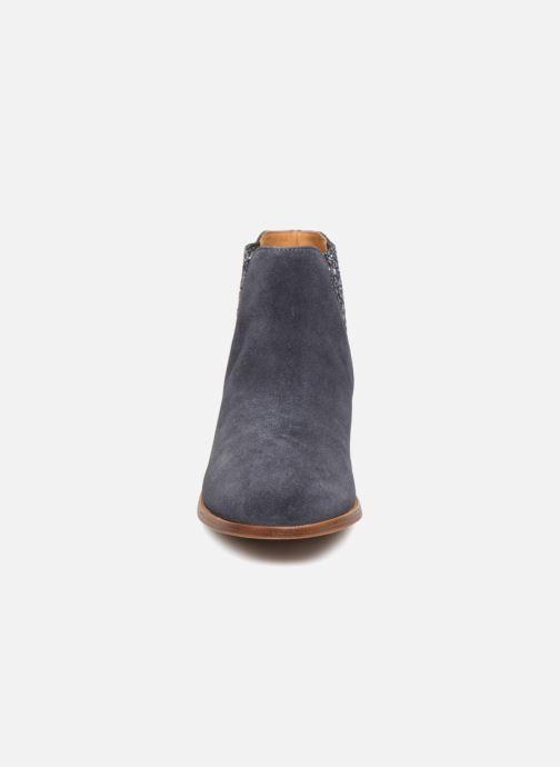 Bottines et boots Bobbies La Feerique Gris vue portées chaussures