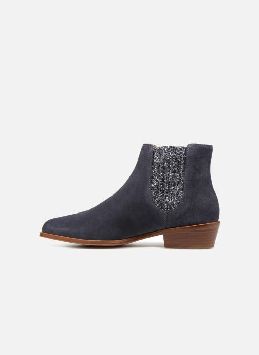 Bottines et boots Bobbies La Feerique Gris vue face