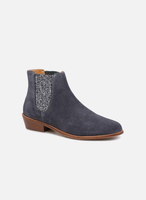 Bottines et boots Bobbies La Feerique Gris vue détail/paire