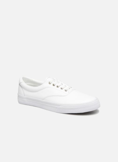 Baskets Polo Ralph Lauren Thorton Blanc vue détail/paire