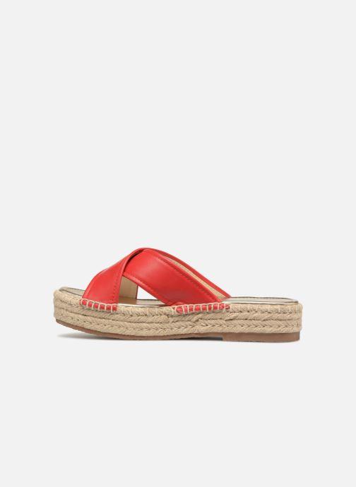 Sandales Compania Chez rosso Compensées Fantastica 337857 Satinash Zoccoli FFqnwTxHr
