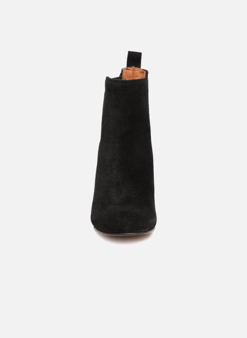 Boots en enkellaarsjes Anthology Paris CASSIE Zwart model