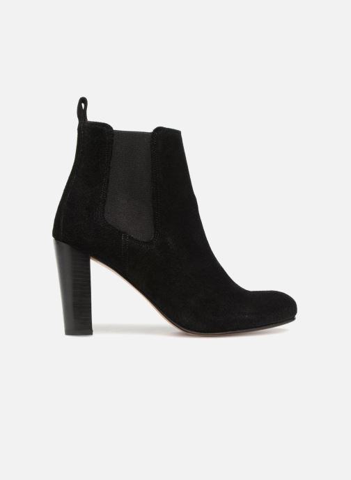 Boots en enkellaarsjes Anthology Paris CASSIE Zwart achterkant