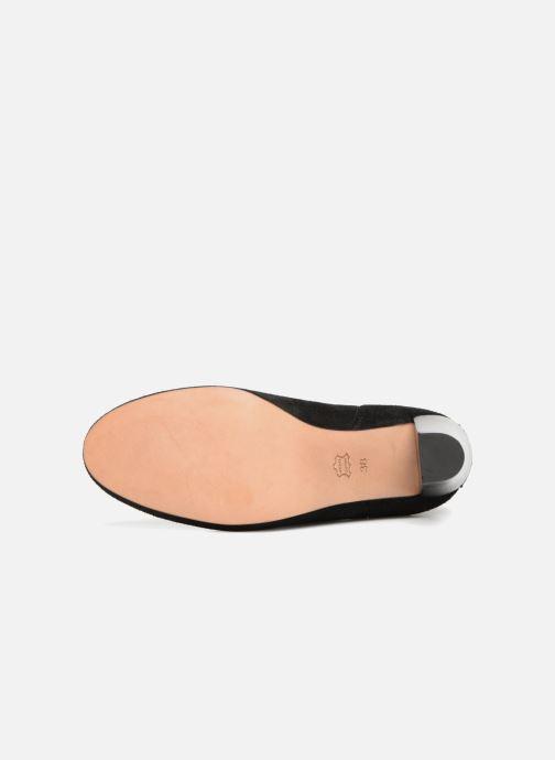 Boots en enkellaarsjes Anthology Paris CASSIE Zwart boven
