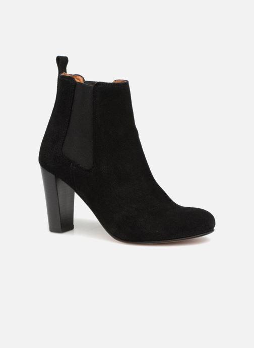Boots en enkellaarsjes Anthology Paris CASSIE Zwart detail