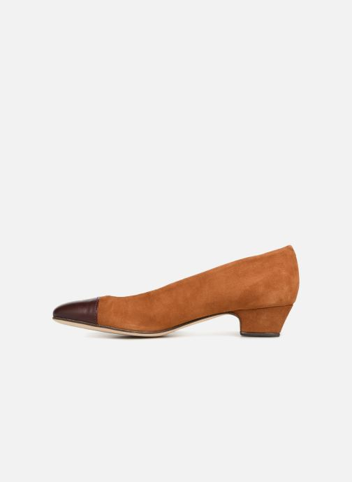 Pumps Anthology Paris MADRID Bruin voorkant