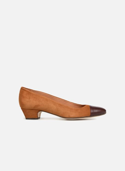 Pumps Anthology Paris MADRID Bruin achterkant