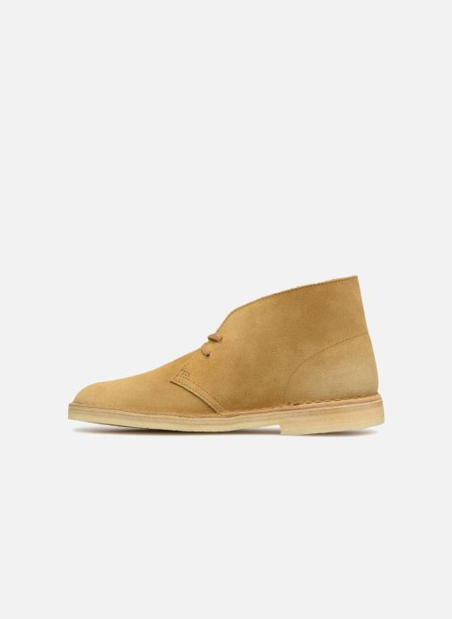 Suede Boot M Desert Oak Originals Clarks wn4F7qpFg