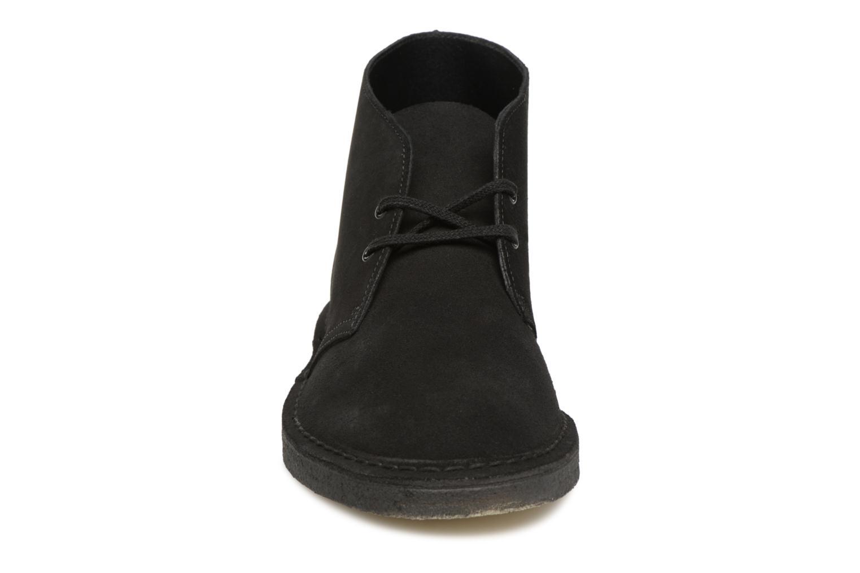 Boots en enkellaarsjes Clarks Originals Desert Boot M Zwart model