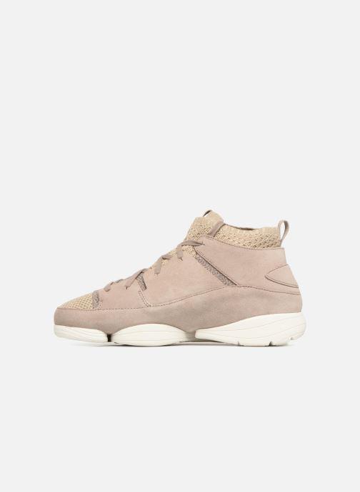 Sneakers Clarks Originals Trigenic Evo  M Grijs voorkant
