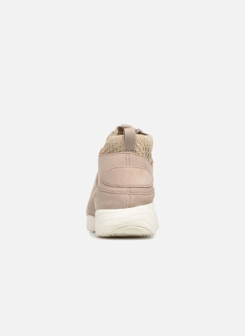 Sneakers Clarks Originals Trigenic Evo  M Grijs rechts