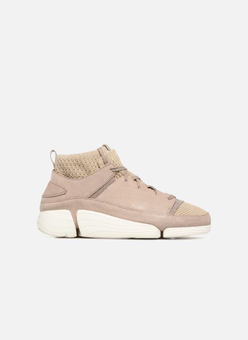 Sneakers Clarks Originals Trigenic Evo  M Grigio immagine posteriore