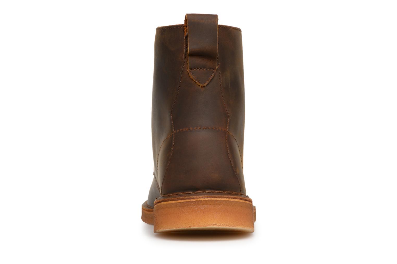 Stiefeletten & Boots Clarks Originals Desert Mali  M braun ansicht von rechts