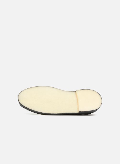 Zapatos con cordones Clarks Originals Desert London M Negro vista de arriba