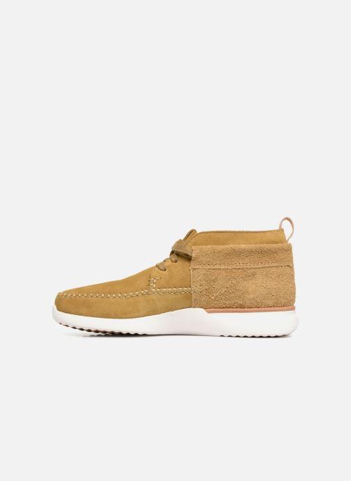 Sneakers Clarks Originals TorTrack Mid  M Beige voorkant