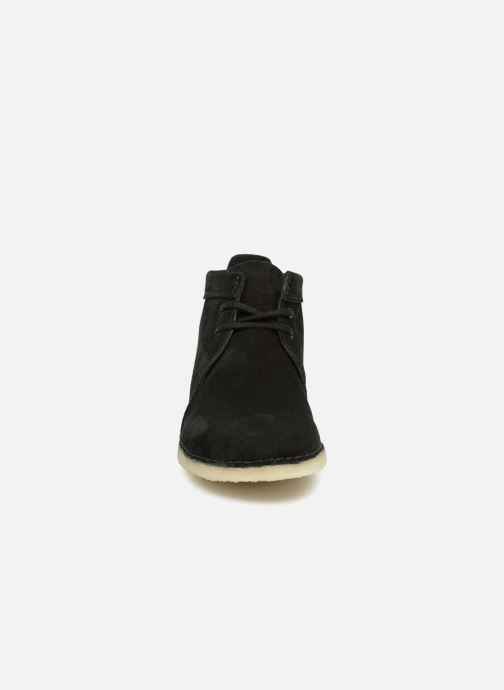Botines  Clarks Originals Ashton Boot M Negro vista del modelo