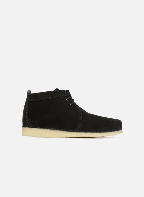 Bottines et boots Clarks Originals Ashton Boot M Noir vue derrière