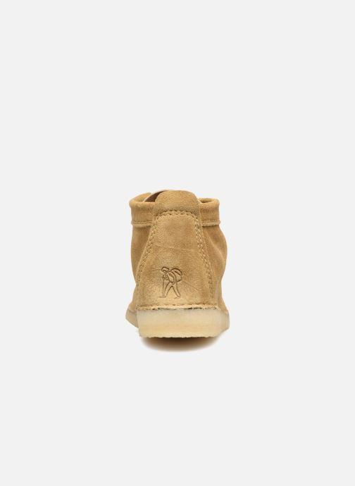 Stiefeletten & Boots Clarks Originals Ashton Boot M beige ansicht von rechts