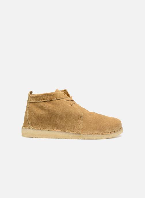 Stiefeletten & Boots Clarks Originals Ashton Boot M beige ansicht von hinten