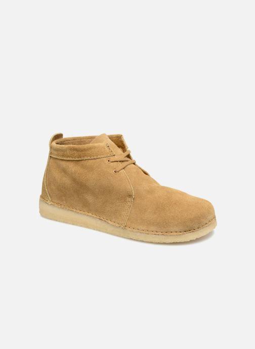 Stiefeletten & Boots Clarks Originals Ashton Boot M beige detaillierte ansicht/modell