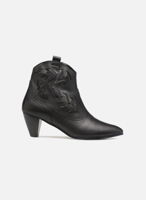 Bottines et boots Anonymous Copenhagen Christy Noir vue derrière