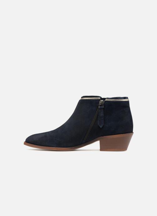 Bottines et boots Anonymous Copenhagen Bella Bleu vue face