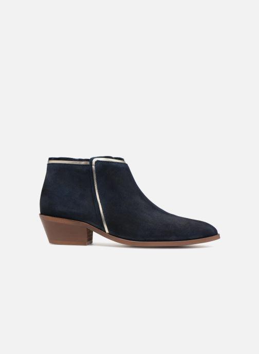 Bottines et boots Anonymous Copenhagen Bella Bleu vue derrière