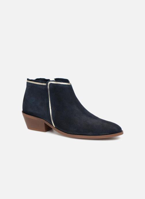 Bottines et boots Anonymous Copenhagen Bella Bleu vue détail/paire