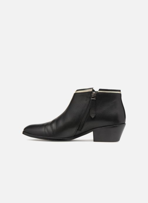 Bottines et boots Anonymous Copenhagen Bella Noir vue face