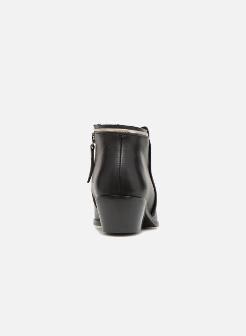 Bottines et boots Anonymous Copenhagen Bella Noir vue droite