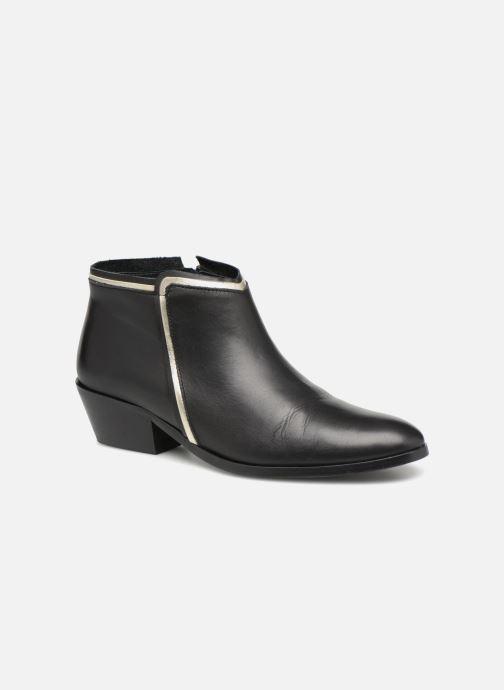 Bottines et boots Anonymous Copenhagen Bella Noir vue détail/paire