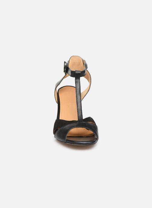 Sandales et nu-pieds Anonymous Copenhagen Abierta Noir vue portées chaussures