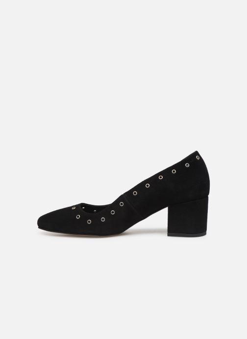 Zapatos de tacón Anonymous Copenhagen Stella Negro vista de frente