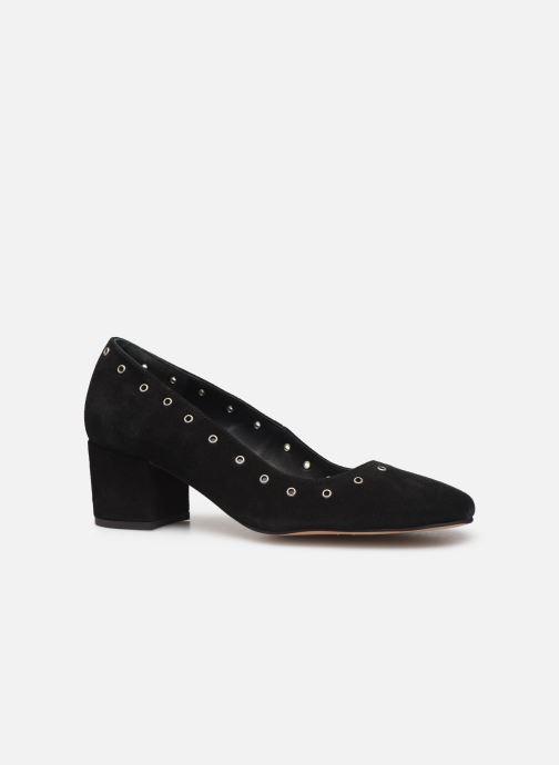 Zapatos de tacón Anonymous Copenhagen Stella Negro vistra trasera