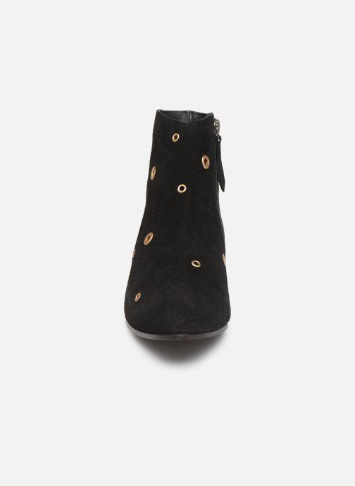 Bottines et boots Anonymous Copenhagen Talisha Noir vue portées chaussures