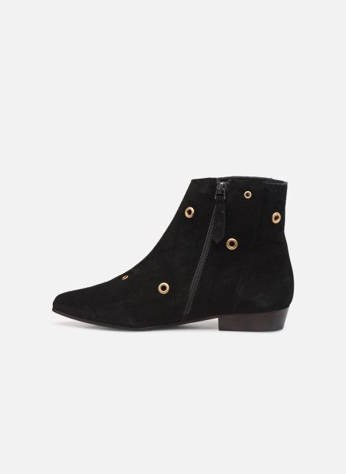 Boots en enkellaarsjes Anonymous Copenhagen Talisha Zwart voorkant