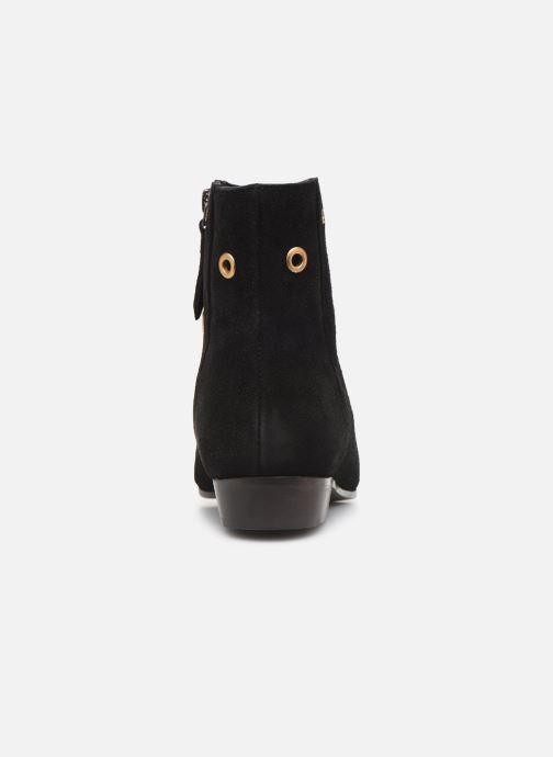 Bottines et boots Anonymous Copenhagen Talisha Noir vue droite