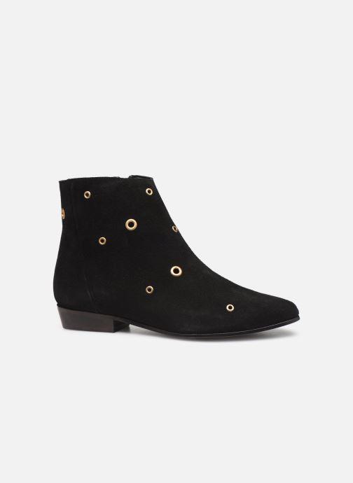 Boots en enkellaarsjes Anonymous Copenhagen Talisha Zwart achterkant