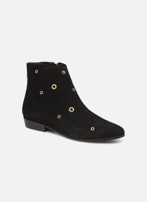 Boots en enkellaarsjes Anonymous Copenhagen Talisha Zwart detail