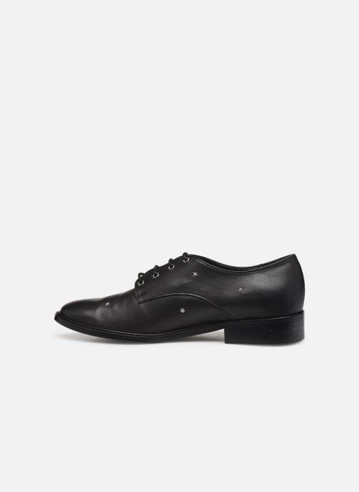 Zapatos con cordones Anonymous Copenhagen Utastars Negro vista de frente
