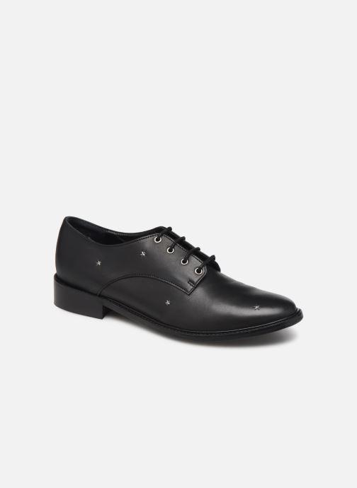 Chaussures à lacets Anonymous Copenhagen Utastars Noir vue détail/paire